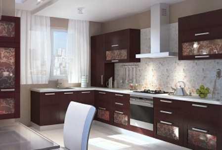 Ламбрекены на кухню – красота и оригинальность декора
