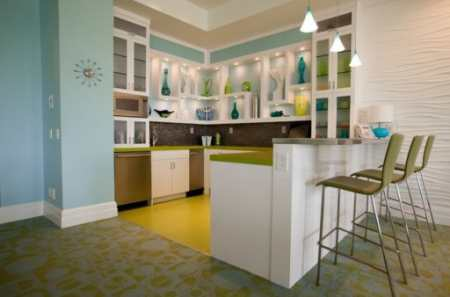 Дизайн небольшой кухни - 5ка самых популярных компактных стилей