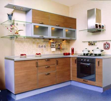 Кухни МДФ – пленка, хороший вариант отделки
