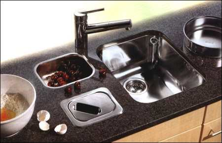 Кухонные мойки Blanco – стильное дополнение к любому интерьеру