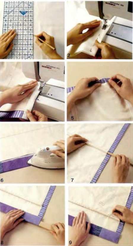 Шторы для кухни своими руками: инструкции по пошиву
