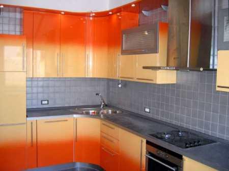Модульная мебель для кухни – современное решение