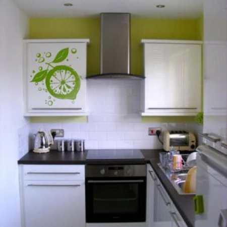 Решения для маленькой кухни в плане интерьерного оформления