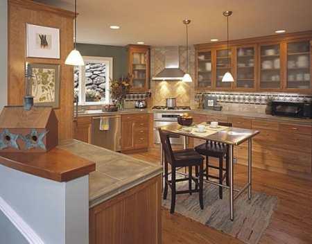 Да будет свет: как с помощью освещения сделать кухню уютнее и функциональнее