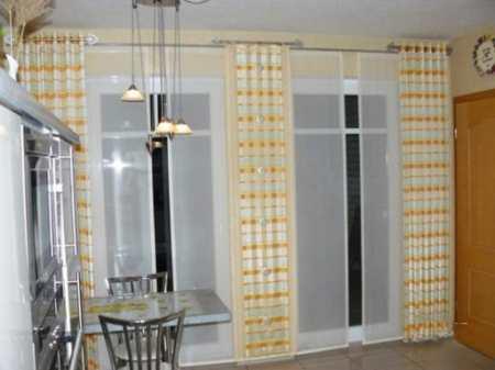Как интересно оформить окно на кухне: любопытные варианты декора кухонного окна
