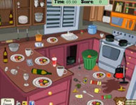 Уборка на кухне: правила хорошего тона