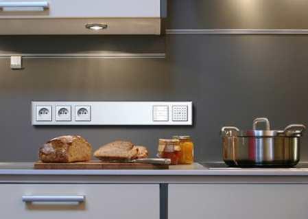 Электропроводка на кухне: планирование и монтаж