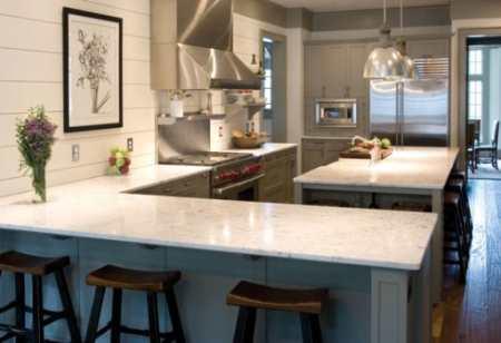Тест на выносливость: какие столешницы для кухни лучше справляются с бытовыми неожиданностями