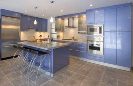 Как выбрать цвет кухни в соответствии с модными тенденциями в дизайне интерьеров