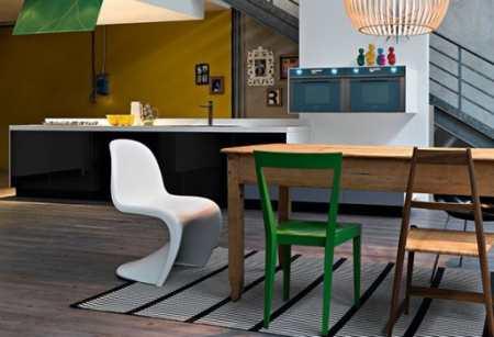 Красиво жить не запретишь: пять дизайнерских проектов стильных кухонь
