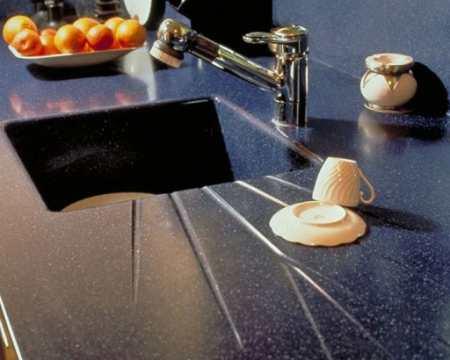 Какую каменную мойку для кухни лучше выбрать
