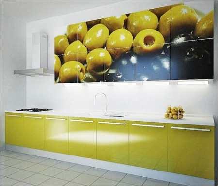 Фасады для кухни своими руками - ваша фантазия, плюс навыки сотворят чудеса