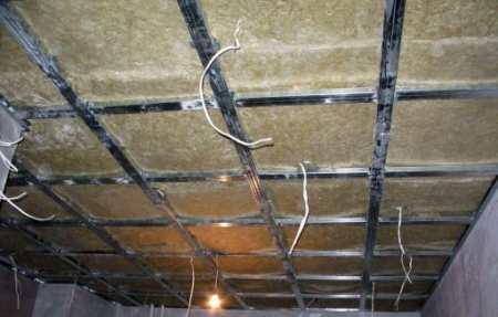 Делаем потолок из гипсокартона своими руками: дизайн, монтаж, отделка