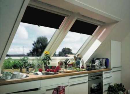 Как выбрать рулонные шторы для кухни: обращаемся за помощью к дизайнеру
