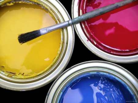 Краска для кухни. Подбираем и красим