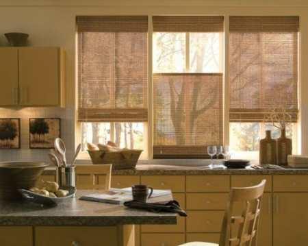 Актуальный дизайн штор для кухни: копилка стильных решений