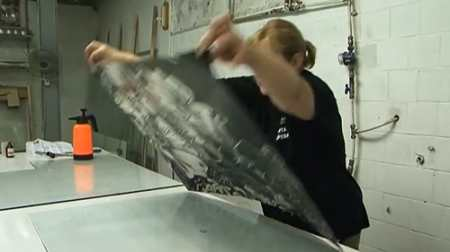 Скинали из стекла для кухни: как сделать