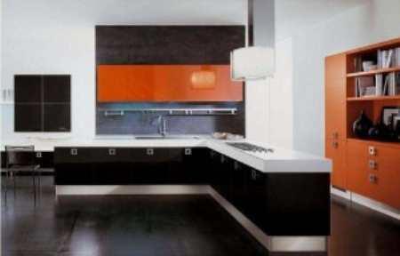 Аскетичный дизайн кухни в японском стиле: формула простоты