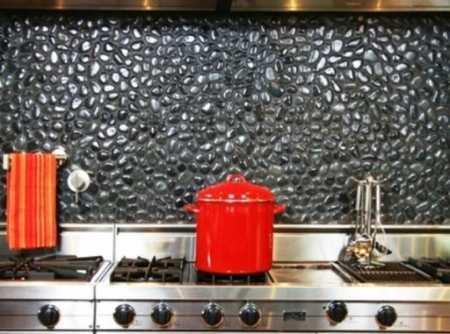 Как выбрать и установить кухонный фартук своими руками