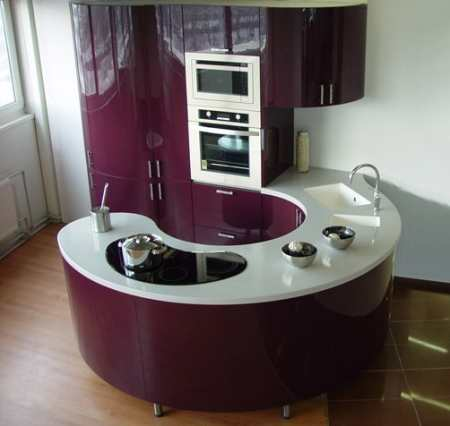 Мебель для маленькой кухни – все, что вам нужно знать