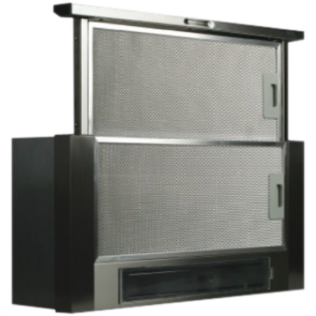Телескопические кухонные вытяжки: особенности и преимущества