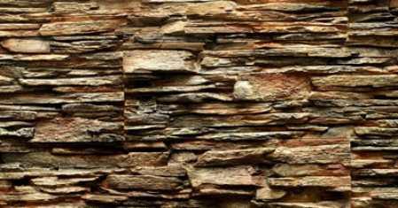 Отделка кухни декоративным камнем – атмосфера средневековья в вашем доме