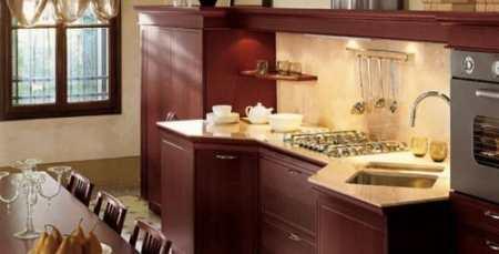 Уютная кухня – мечта хозяйки