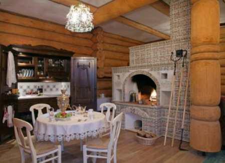 Кухни под старину – создаем колоритный интерьер