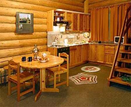 Кухня в стиле Кантри – уют, простота и функциональность