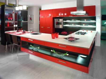 Современный дизайн кухни: особенности стилей