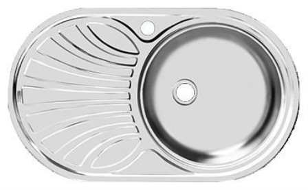Раковина для кухни из нержавейки – выбираем правильно
