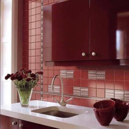Как подобрать плитку к интерьеру кухни: выбираем дизайн, текстуру, цвет