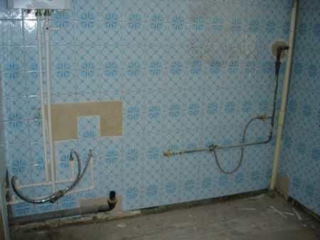 Недорогой ремонт кухни - значит косметика