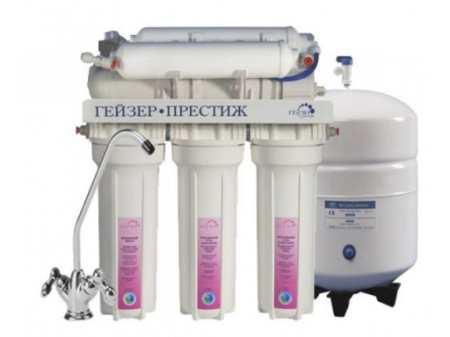Какой фильтр очистки воды от железа выбрать для дома