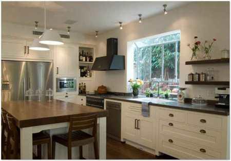 Отделка стен на кухне – всевозможные варианты