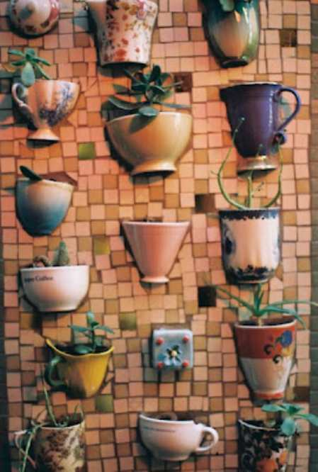 Декор стен на кухне - креативные идеи Оформление интерьеров