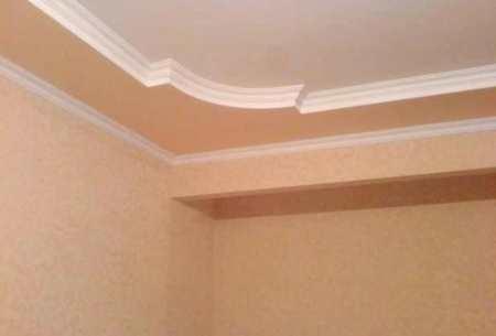 Как и чем покрасить потолок и стены из гипсокартона: полное руководство