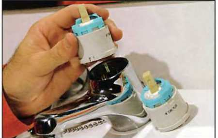 Как самостоятельно произвести ремонт кухонного смесителя